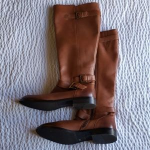 Sam Edelman Moore Riding Boots Never Used Size 10